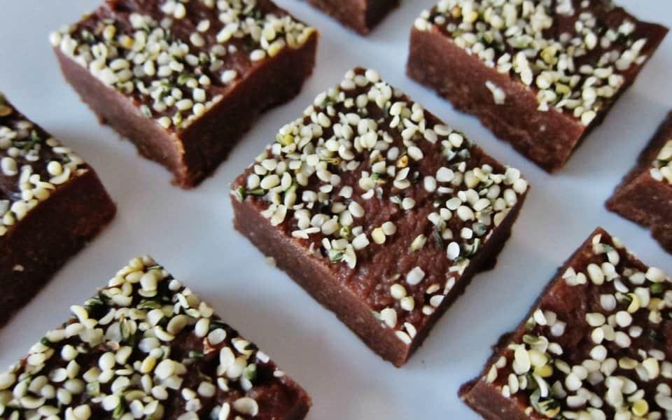 Kender Es Csokolade Brownies