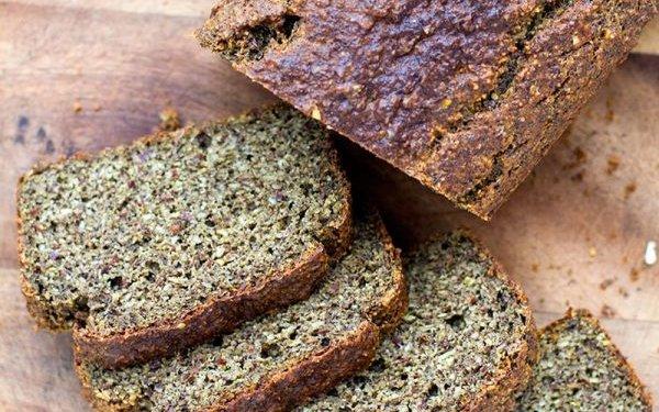 Házi kenyér készítése kendermaggal