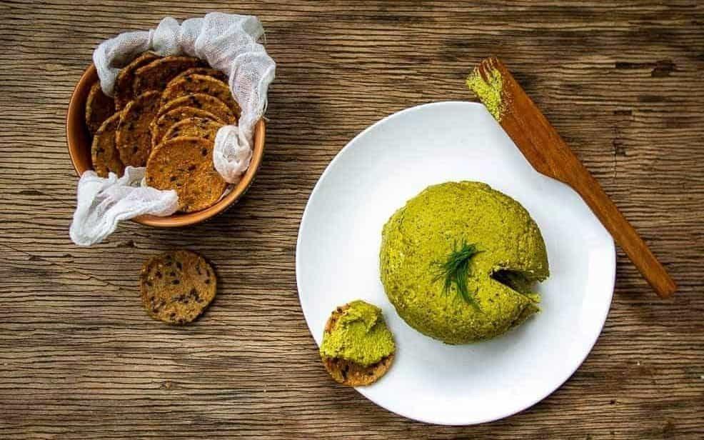 Hemp And Sunflower Seed Vegan Pate 2 1